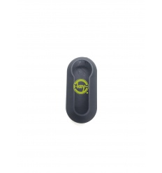 FIAT BLACK PLASTIC COVER