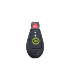 SHELL CHRYSLER / JEEP 3 BUTTONS SYSTEM FOBIK