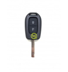 SHELL 2 BUTTONS NEW RENAULT 2015+ BLADE VA2
