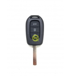 SHELL 3 BUTTONS NEW RENAULT 2015+ BLADE VA2