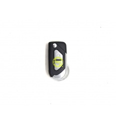 SHELL DS CITROEN 2 BUTTONS CLIP BATTERY HU83
