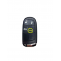 SHELL FIAT / JEEP 3 BUTTONS BLADE SIP22