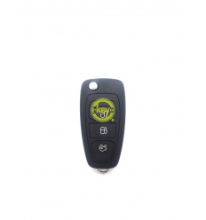 SHELL FORD NEW FLIP 3 BUTTONS BLADE HU101