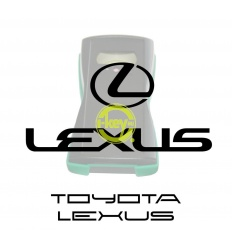 TOYOTA & LEXSUS MAKER SOFTWARE
